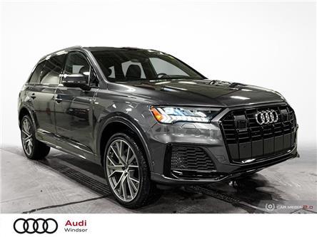2020 Audi Q7 55 Technik (Stk: 9892) in Windsor - Image 1 of 30