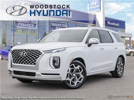 2021 Hyundai Palisade Ultimate Calligraphy (Stk: PE21014) in Woodstock - Image 1 of 23