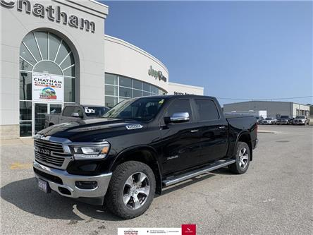 2019 RAM 1500 Laramie (Stk: N04407A) in Chatham - Image 1 of 29