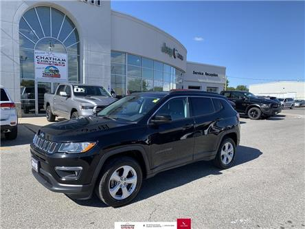 2018 Jeep Compass North (Stk: N04701A) in Chatham - Image 1 of 21