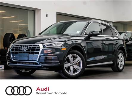 2018 Audi Q5 2.0T Technik (Stk: P3889) in Toronto - Image 1 of 30