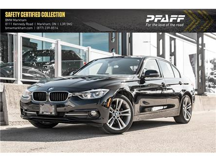 2016 BMW 328d xDrive (Stk: D13443) in Markham - Image 1 of 22