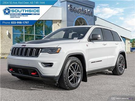 2018 Jeep Grand Cherokee Trailhawk (Stk: WR2054A) in Red Deer - Image 1 of 25