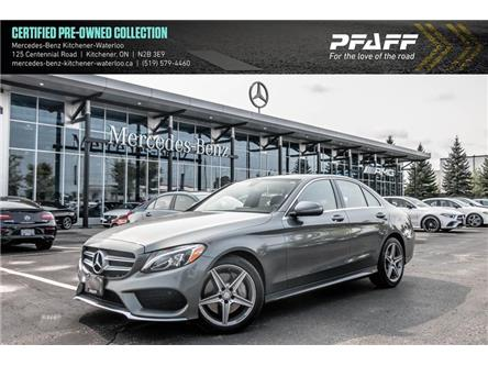 2017 Mercedes-Benz C-Class Base (Stk: K4143) in Kitchener - Image 1 of 22