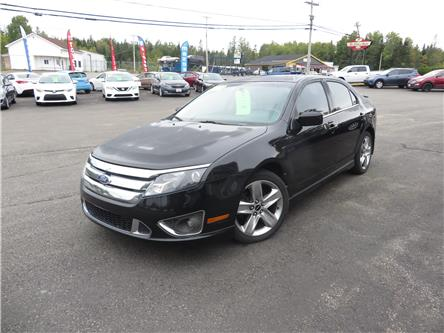 2010 Ford Fusion Sport (Stk: S200236B) in St. Stephen - Image 1 of 13