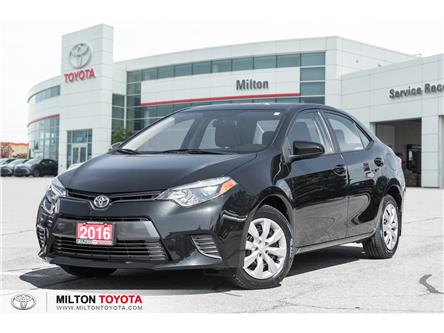 2016 Toyota Corolla LE (Stk: 723140A) in Milton - Image 1 of 20