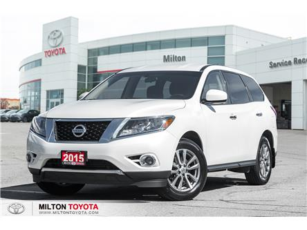 2015 Nissan Pathfinder S (Stk: 705050) in Milton - Image 1 of 20