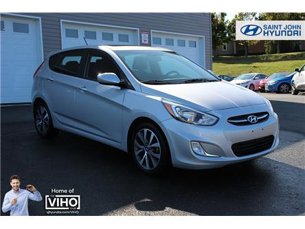 2017 Hyundai Accent SE (Stk: 19949A) in Saint John - Image 1 of 21