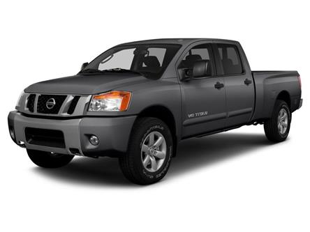 2014 Nissan Titan  (Stk: L-1159A) in Calgary - Image 1 of 9