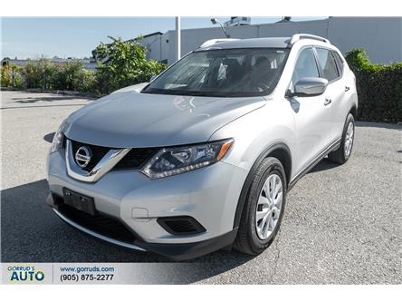 2015 Nissan Rogue S (Stk: 874580) in Milton - Image 1 of 5