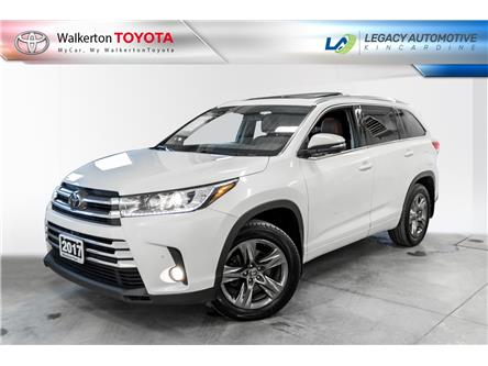 2017 Toyota Highlander Limited (Stk: 20188A) in Walkerton - Image 1 of 19