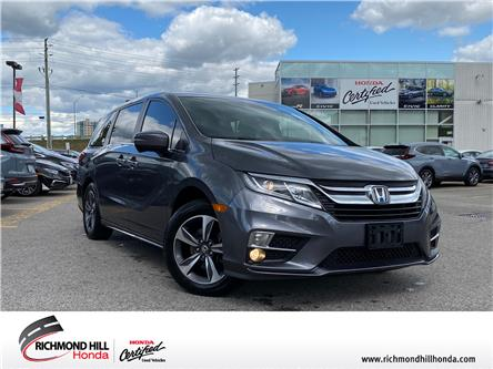 2019 Honda Odyssey EX-L (Stk: 202693P) in Richmond Hill - Image 1 of 26