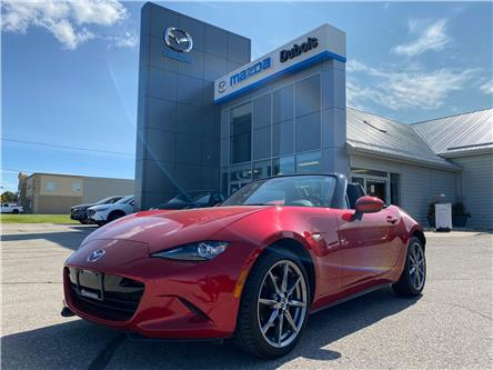 2017 Mazda MX-5 GT (Stk: UC5865) in Woodstock - Image 1 of 20