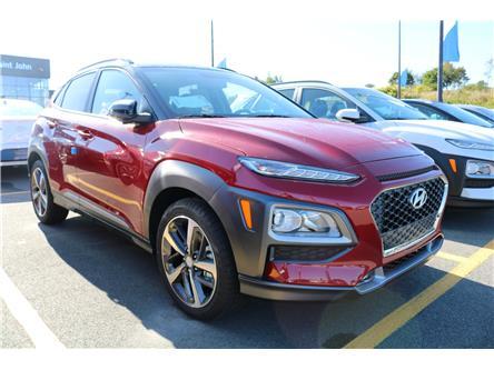 2021 Hyundai Kona 1.6T Trend w/Two-Tone Roof (Stk: ) in Saint John - Image 1 of 3