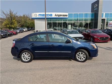 2011 Nissan Sentra 2.0 S (Stk: L8129A) in Peterborough - Image 1 of 8
