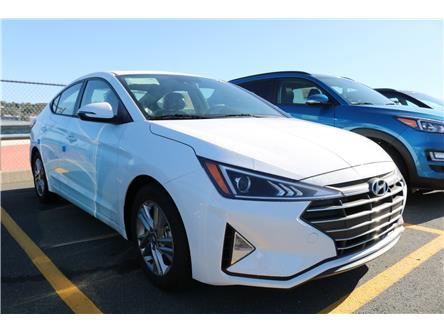 2020 Hyundai Elantra Preferred w/Sun & Safety Package (Stk: 02996) in Saint John - Image 1 of 3