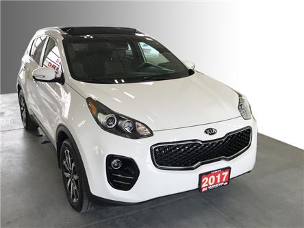 2017 Kia Sportage EX Tech (Stk: S20243A) in Stratford - Image 1 of 17