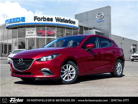 2016 Mazda Mazda3 Sport GS (Stk: L2436) in Waterloo - Image 1 of 25
