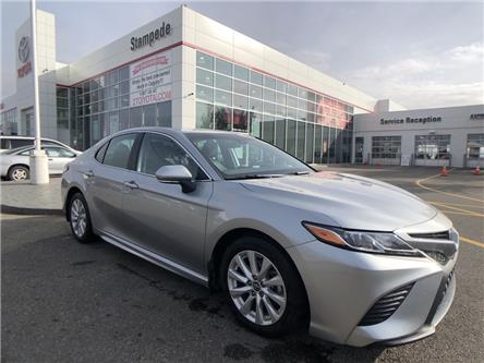 2019 Toyota Camry SE (Stk: 9220A) in Calgary - Image 1 of 12