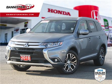 2018 Mitsubishi Outlander GT (Stk: P20-100) in Vernon - Image 1 of 11