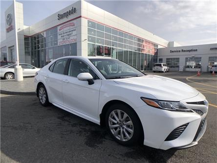 2019 Toyota Camry SE (Stk: 9217A) in Calgary - Image 1 of 12