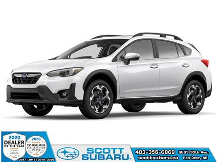 2021 Subaru Crosstrek Limited (Stk: 227587) in Red Deer - Image 1 of 4