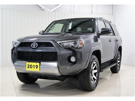 2019 Toyota 4Runner SR5 (Stk: T20338A) in Sault Ste. Marie - Image 1 of 17