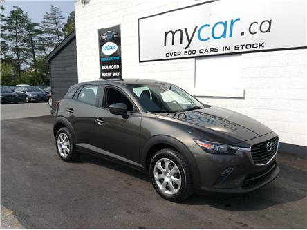 2018 Mazda CX-3 GX (Stk: 200973) in Richmond - Image 1 of 21
