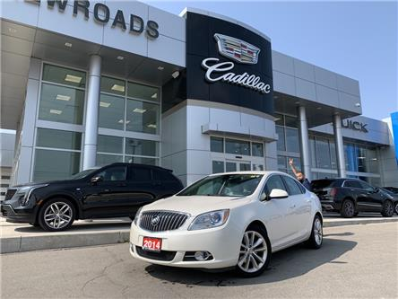 2014 Buick Verano Base (Stk: B129919A) in Newmarket - Image 1 of 27