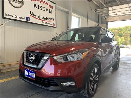 2019 Nissan Kicks SV (Stk: P0823) in Owen Sound - Image 1 of 12
