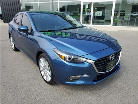 2018 Mazda Mazda3 GT (Stk: 20-031A Tillsonburg) in Tillsonburg - Image 1 of 31