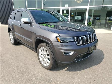 2017 Jeep Grand Cherokee Limited (Stk: 20-246A Ingersoll) in Ingersoll - Image 1 of 30