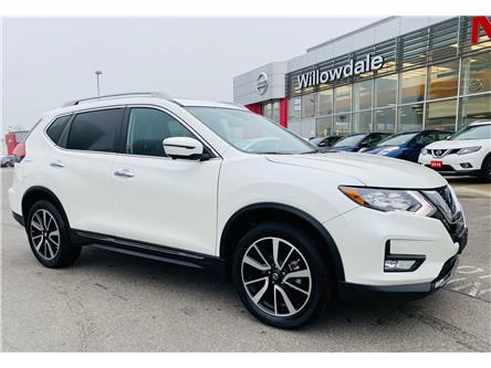 2019 Nissan Rogue SL (Stk: N498A) in Thornhill - Image 1 of 23