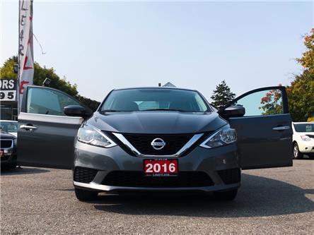 2016 Nissan Sentra 1.8 SV (Stk: 20-057) in Ajax - Image 1 of 11
