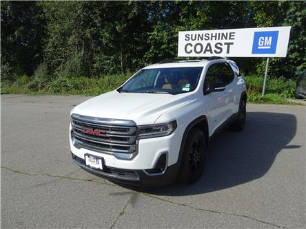 2020 GMC Acadia AT4 (Stk: YL224228) in Sechelt - Image 1 of 20