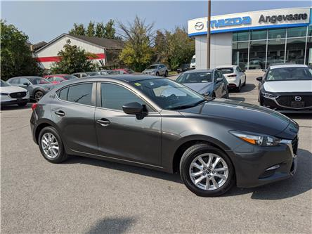2018 Mazda Mazda3 Sport GS (Stk: L8148A) in Peterborough - Image 1 of 9
