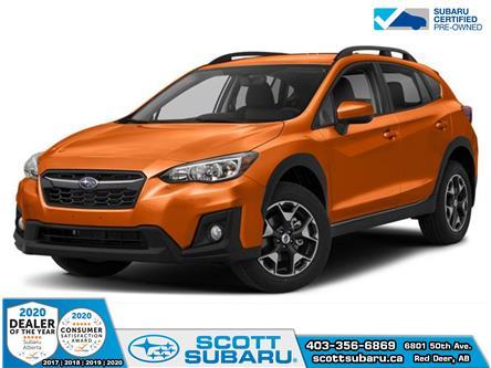 2018 Subaru Crosstrek Touring (Stk: SS0402) in Red Deer - Image 1 of 2