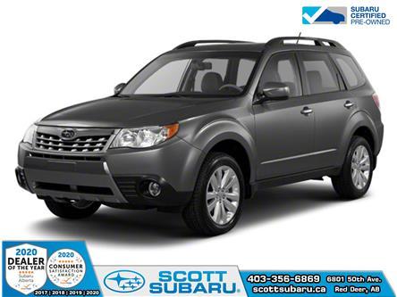 2012 Subaru Forester 2.5X Convenience Package (Stk: 30643U) in Red Deer - Image 1 of 2