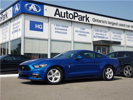 2017 Ford Mustang V6 (Stk: 17-48188) in Brampton - Image 1 of 18