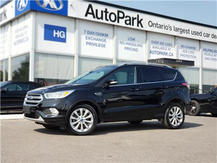 2017 Ford Escape Titanium (Stk: 17-82505) in Brampton - Image 1 of 22