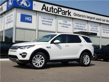 2019 Land Rover Discovery Sport HSE (Stk: 19-06410RJB) in Brampton - Image 1 of 23