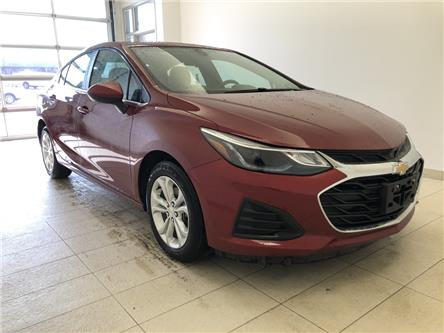 2019 Chevrolet Cruze LT (Stk: 01086A) in Sudbury - Image 1 of 12