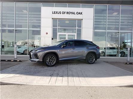 2020 Lexus RX 350 Base (Stk: L20503) in Calgary - Image 1 of 13