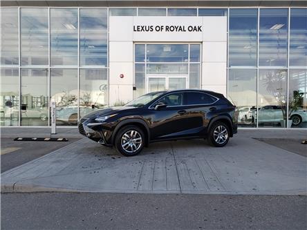 2021 Lexus NX 300 Base (Stk: L21012) in Calgary - Image 1 of 14