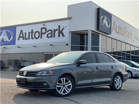 2015 Volkswagen Jetta 2.0 TDI Highline (Stk: 15-43162MB) in Barrie - Image 1 of 25