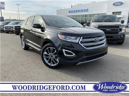 2015 Ford Edge Titanium (Stk: L-1131A) in Calgary - Image 1 of 22