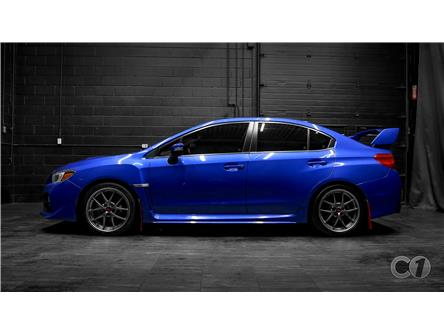 2017 Subaru WRX STI Sport (Stk: CT20-515) in Kingston - Image 1 of 43