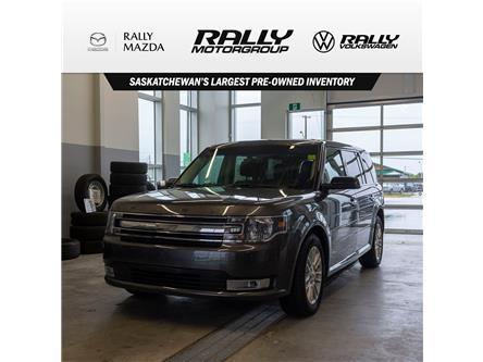 2018 Ford Flex SEL (Stk: V1303) in Prince Albert - Image 1 of 17