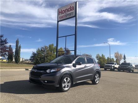 2017 Honda HR-V EX (Stk: 20-094A) in Grande Prairie - Image 1 of 17