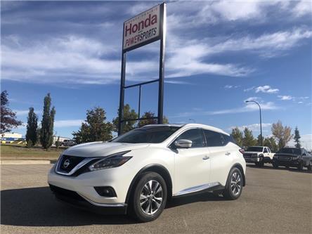2018 Nissan Murano SL (Stk: 20-005A) in Grande Prairie - Image 1 of 16